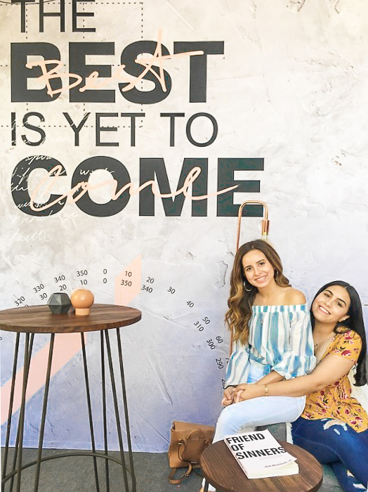 Vous Church - The Best is Yet to Come Campaign