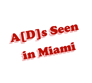 Emily Alicia Digital Marketing - A[d]s Seen in Miami