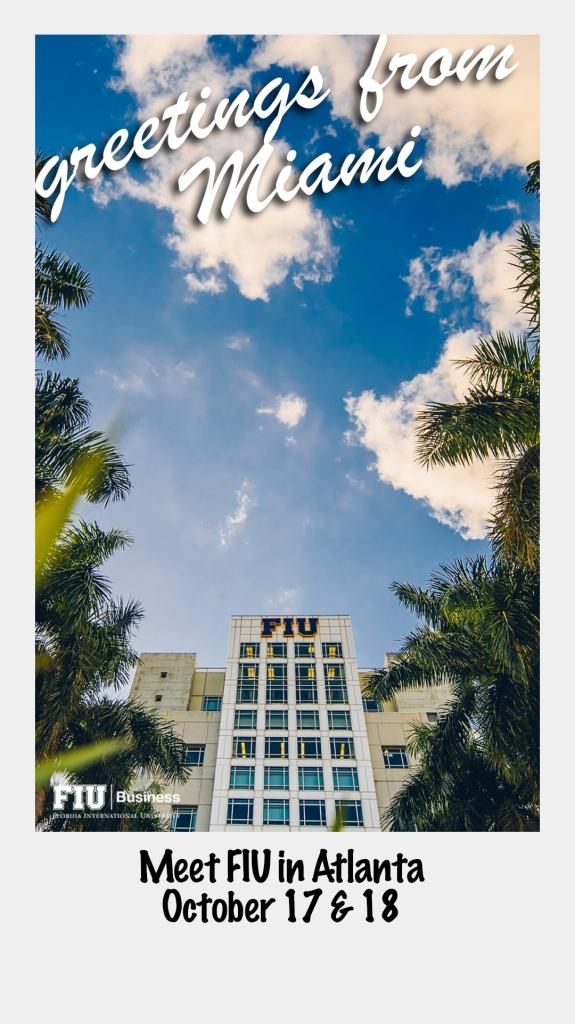 FIU Facebook & Instagram Social Media Ad