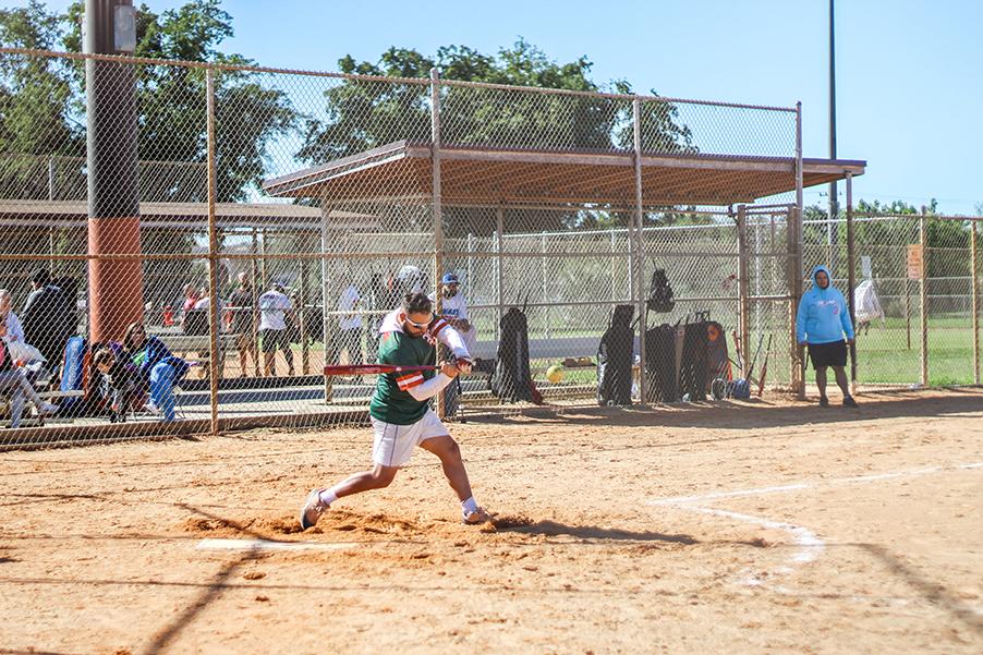 Softball at Bucky Dent Park