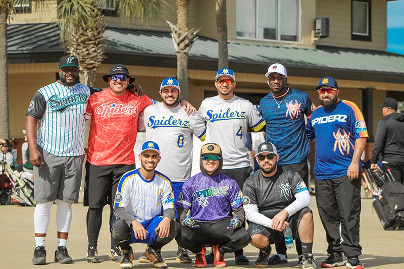 Spiderz Softball Tournament - Panama City Beach